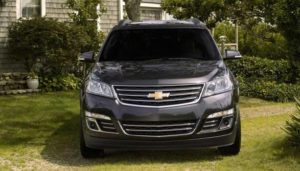 2015 Chevrolet Traverse price