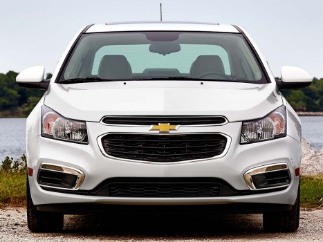 2015 Chevy Cruze Trims