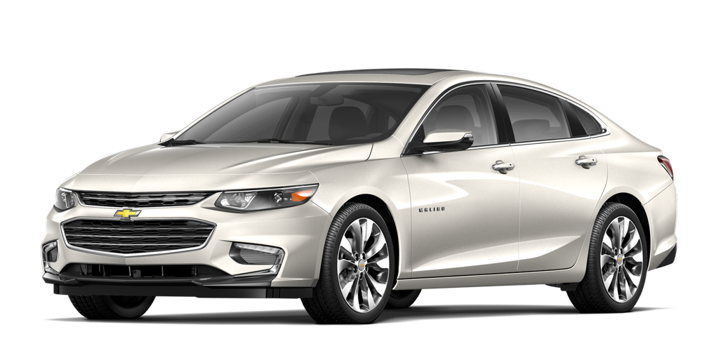 2016 Chevrolet Malibu light exterior