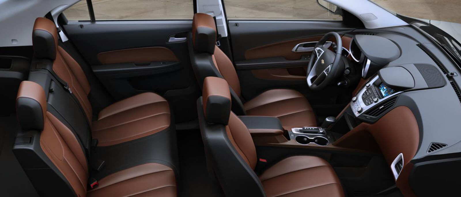 2016 Chevy Equinox Interior