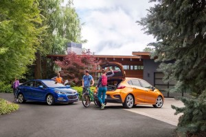 2017 Chevrolet Cruze models