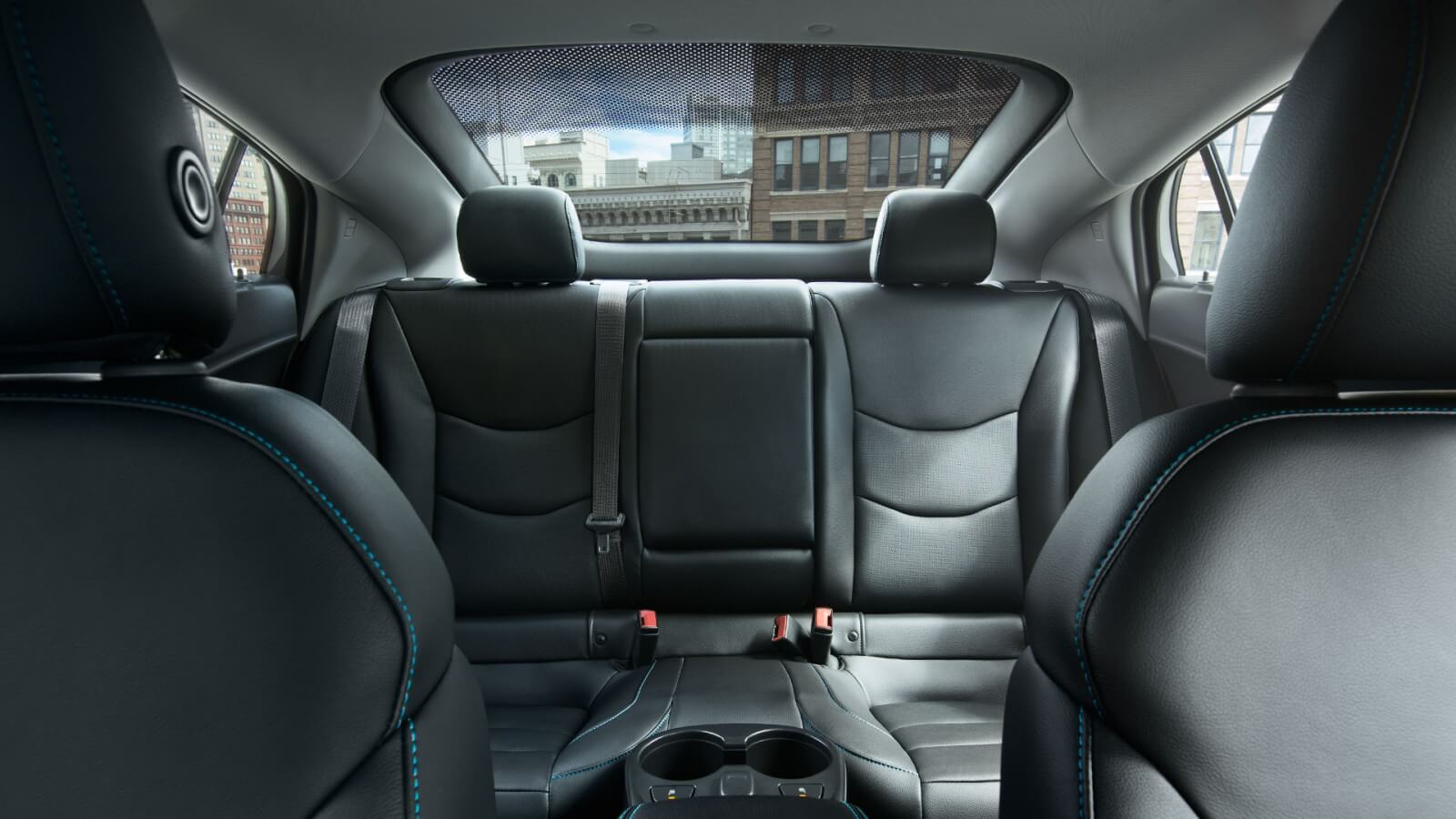 2016 Chevrolet Volt interior seating