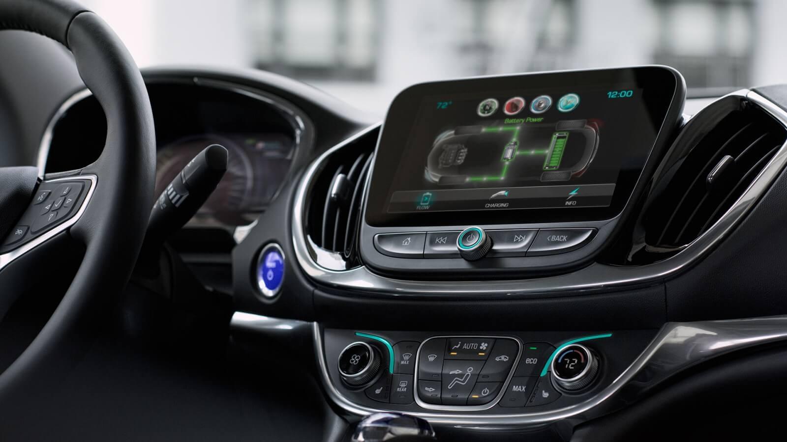 2016 Chevrolet Volt technology features