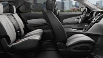 2016 Chevrolet Equinox spacious Interior