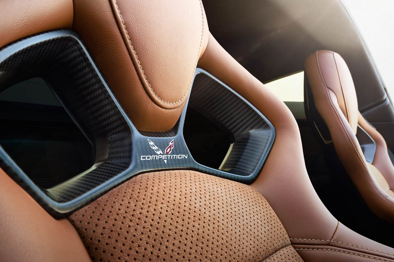 2016 Corvette Competition Sport Seats