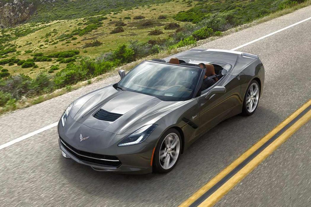 2016 Corvette Convertible Z51