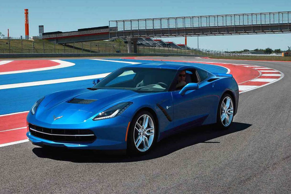 2016 Corvette Stingray Z51