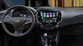 2016 Corvette Z06 Technology