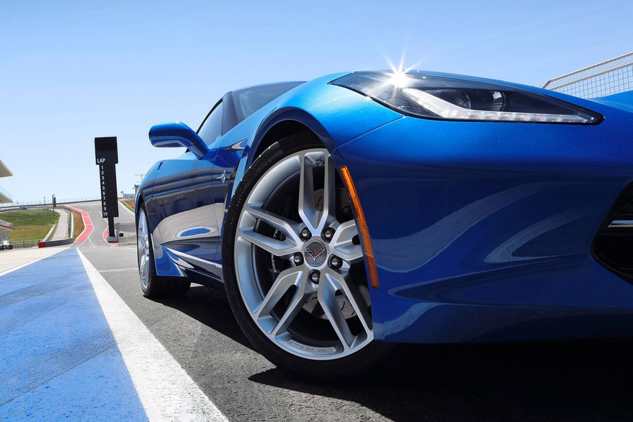 2016 Corvette Z51 Stingray Coupe