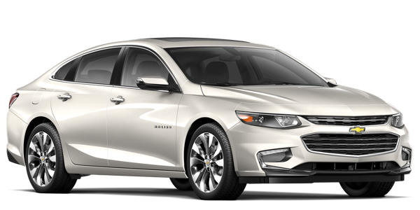 light 2016 Chevy Malibu