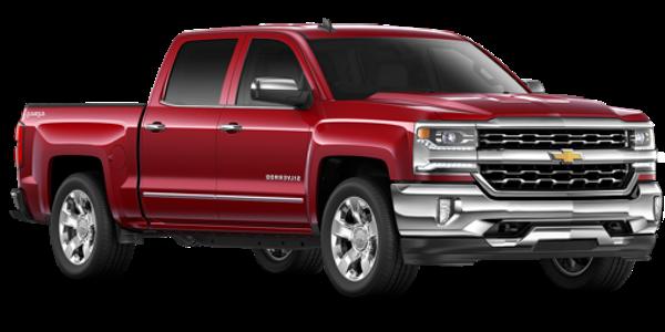 2016 Chevrolet Silverado 1500 vs. 2016 Chevy Silverado 2500