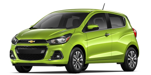 2016 Chevrolet Spark vs 2016 Kia Rio 5Door