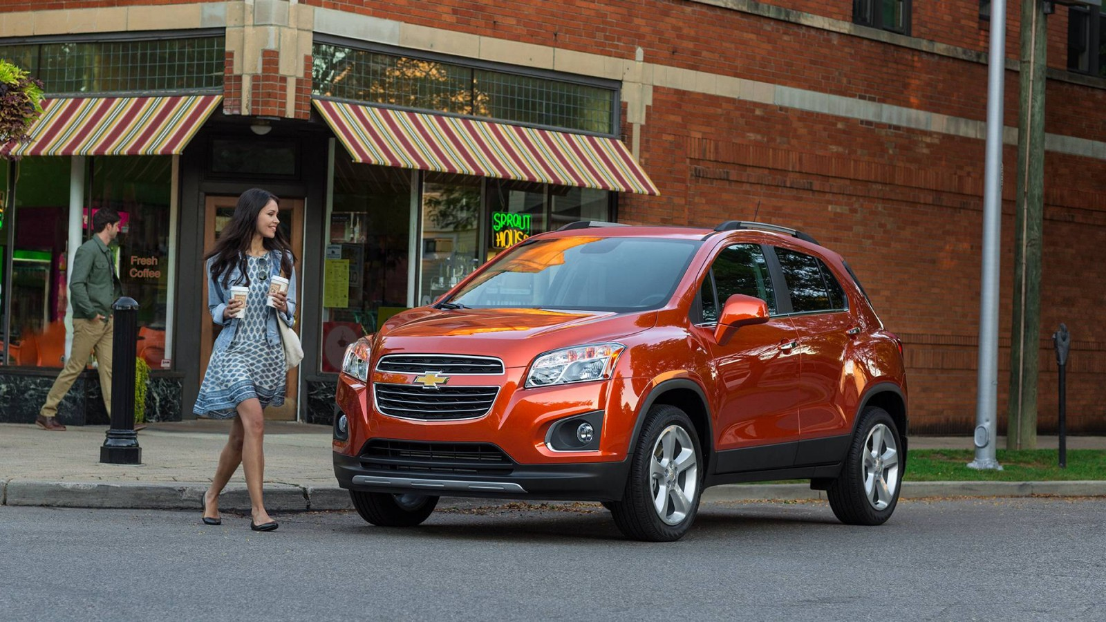 The 2016 Chevy Trax
