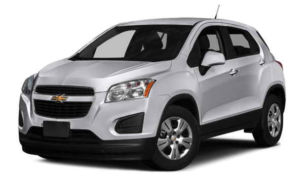 2016 Chevrolet Trax light exterior