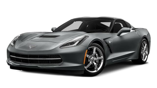 2016 Chevy Corvette Stingray Coupe