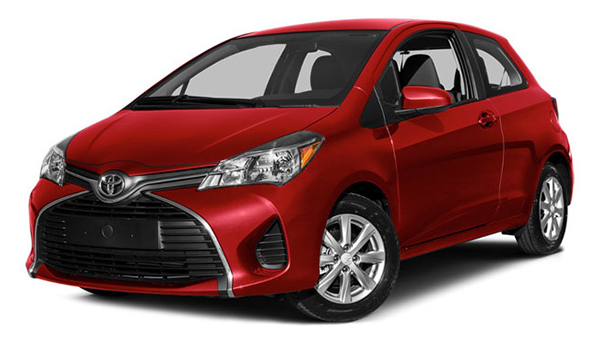 The 2016 Chevrolet Spark Vs The 2016 Toyota Yaris