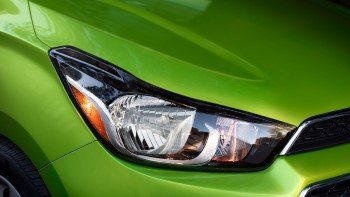 2016 Chevy Spark Safety