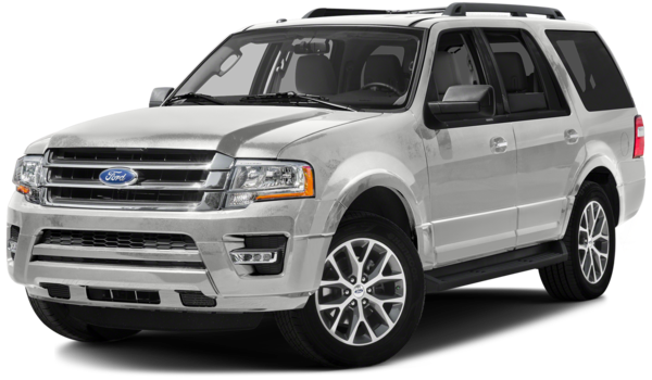 2016 Ford Expedition white exterior