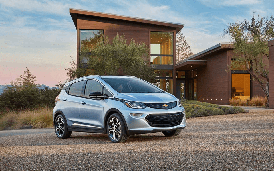 2017 Chevrolet Bolt EV light exterior