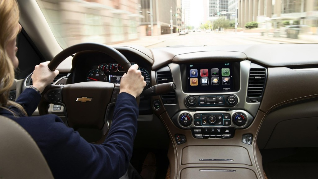 2017 Chevrolet Tahoe Towing Capacity Specs View | Autos Post