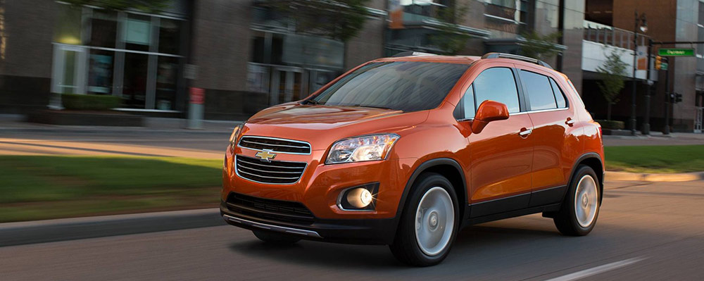 Read The 2016 Chevrolet Trax Reviews Sunrise Chevy