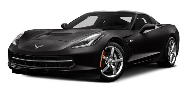 2016 Corvette Stingray Front
