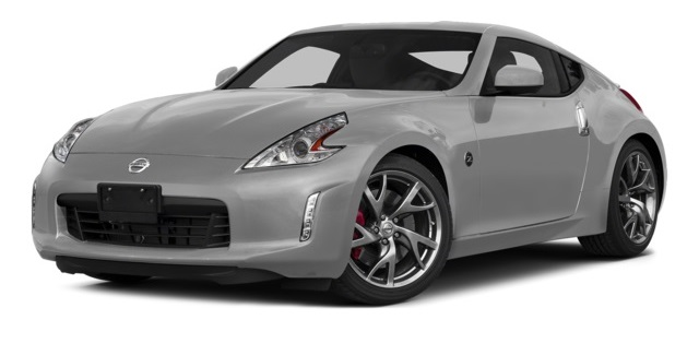 2016 Nissan 370Z Front Gray