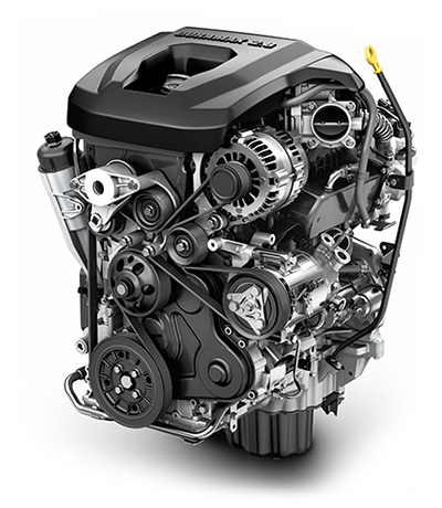 2016 chevrolet diesel engine