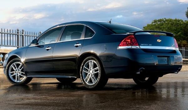 2011 Impala