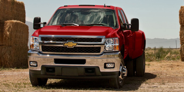 Used Chevrolet Silverado 3500HD