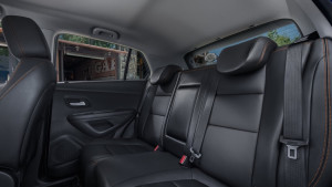 2017 Chevrolet Trax interior seating