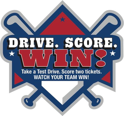 Drive Score Win logo