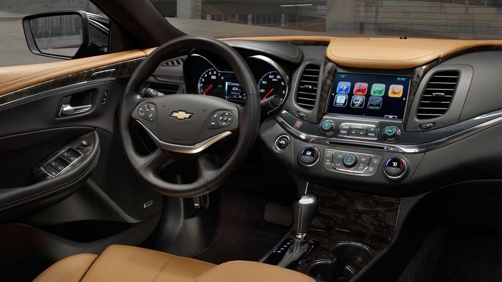 2016 chevrolet impala v8