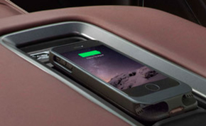 Chevrolet Wireless Charging