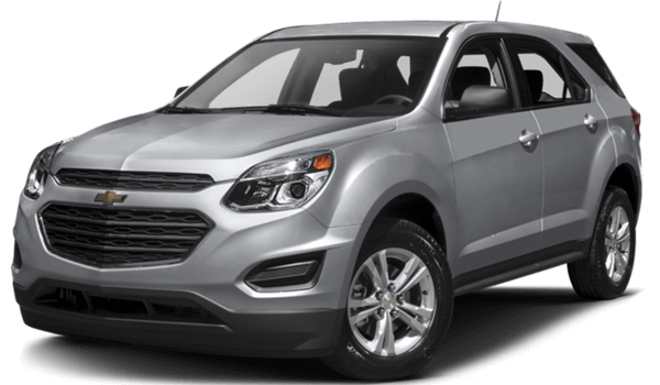 2016 Chevrolet Equinox grey exterior