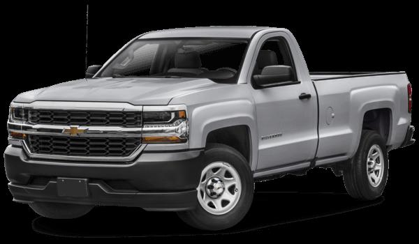 2016 Chevrolet Silverado 1500 grey exterior
