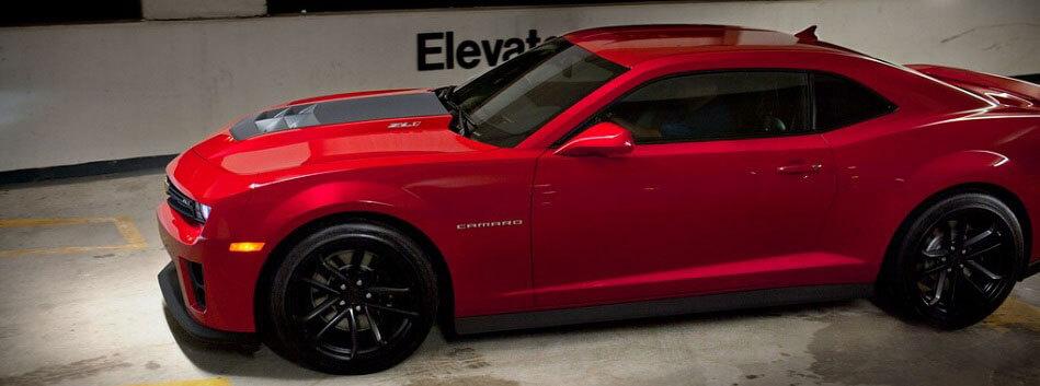 2015 Chevy Camaro ZL1_