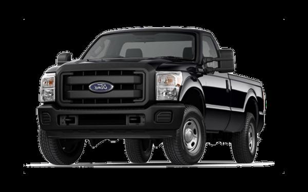 2016 Ford F-350 dark exterior