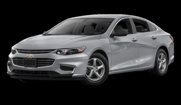 2016 Chevrolet Malibu grey exterior