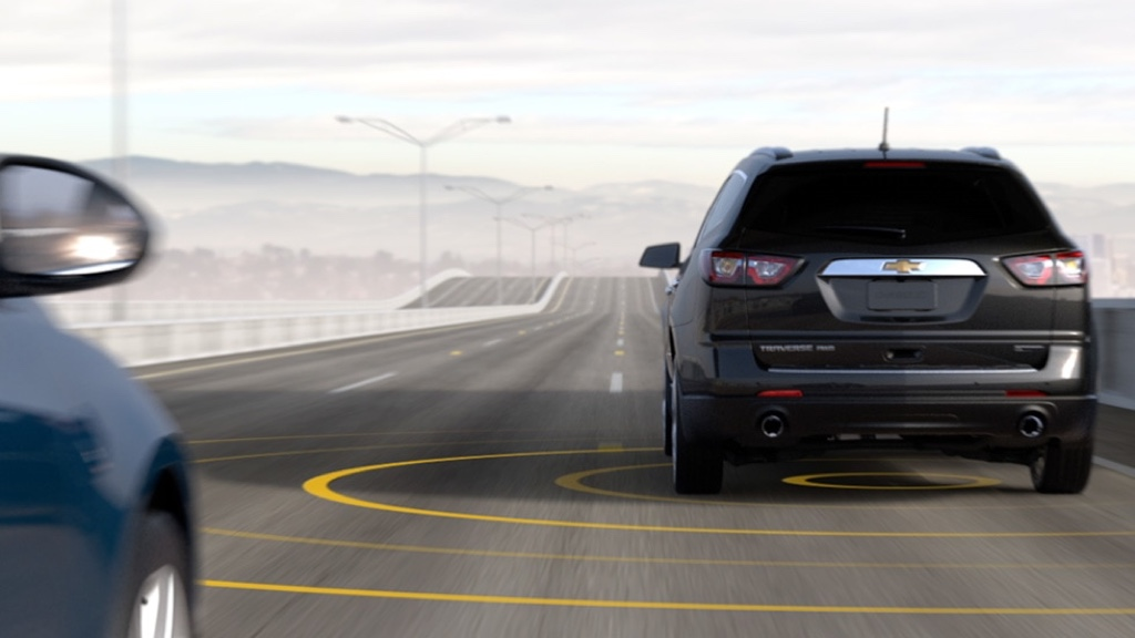 Chevrolet Stabilitrak® Electronic Stability Control System