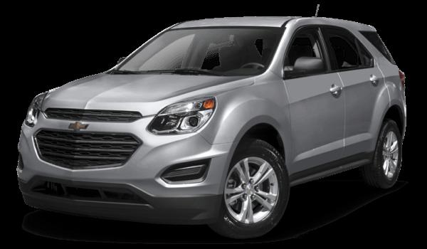 2016 Chevrolet Equinox neutral grey exterior