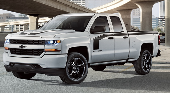 Chevy Silverado Special Edition >> Explore The Chevrolet Silverado Special Editions