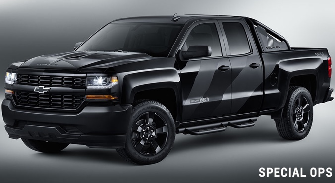 Chevrolet Special Edition Trucks >> Explore The Chevrolet Silverado Special Editions