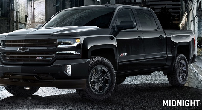 Explore The Chevrolet Silverado Special Editions