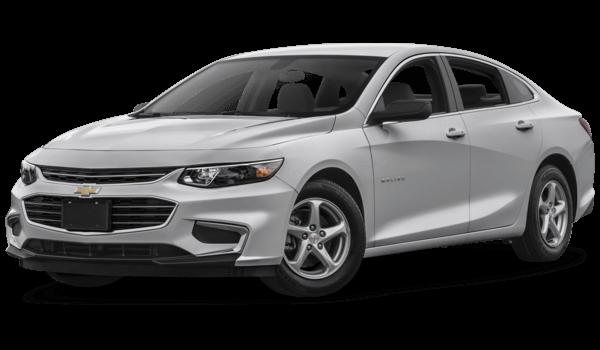 2017 Chevrolet Malibu grey exterior