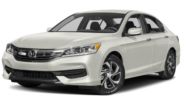 2017 Honda Accord light cream exterior