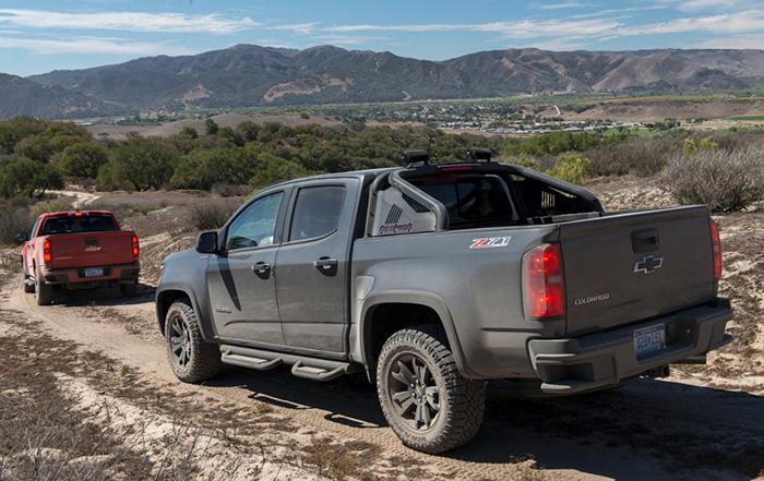 Garber 2016 Chevrolet Colorado Diesel