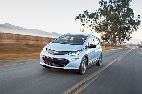 Garber Chevrolet Bolt EV