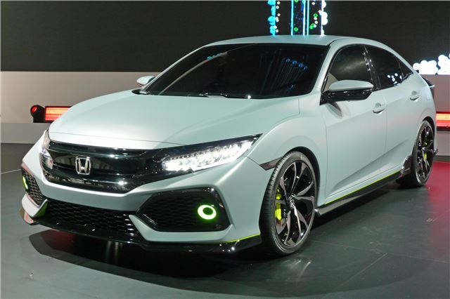 Garber Honda-Civic
