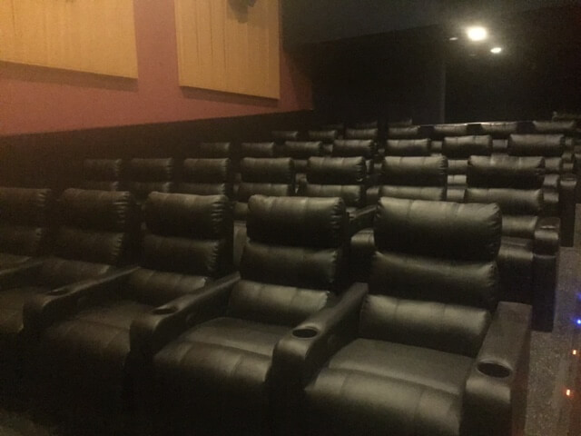 Picture Show at Bloomingdale Court Spacious and comfortable Seating